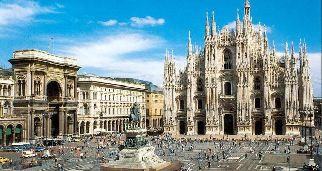 san ve may bay di milan