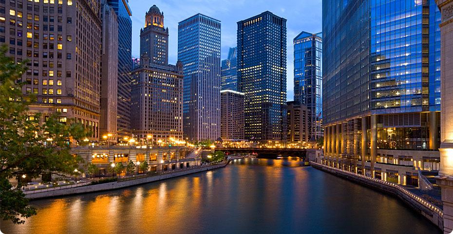san ve may bay di chicago