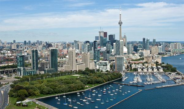 ve may bay di toronto