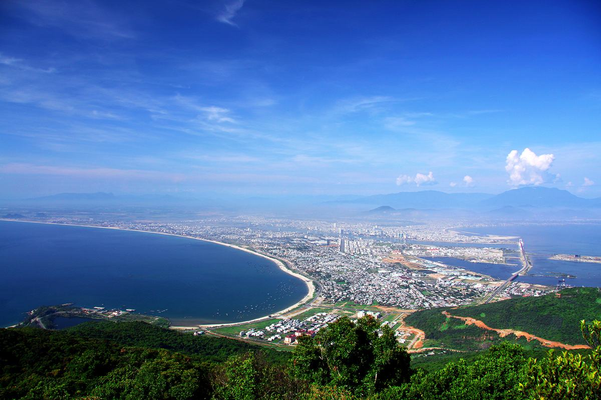 ve may bay di da nang