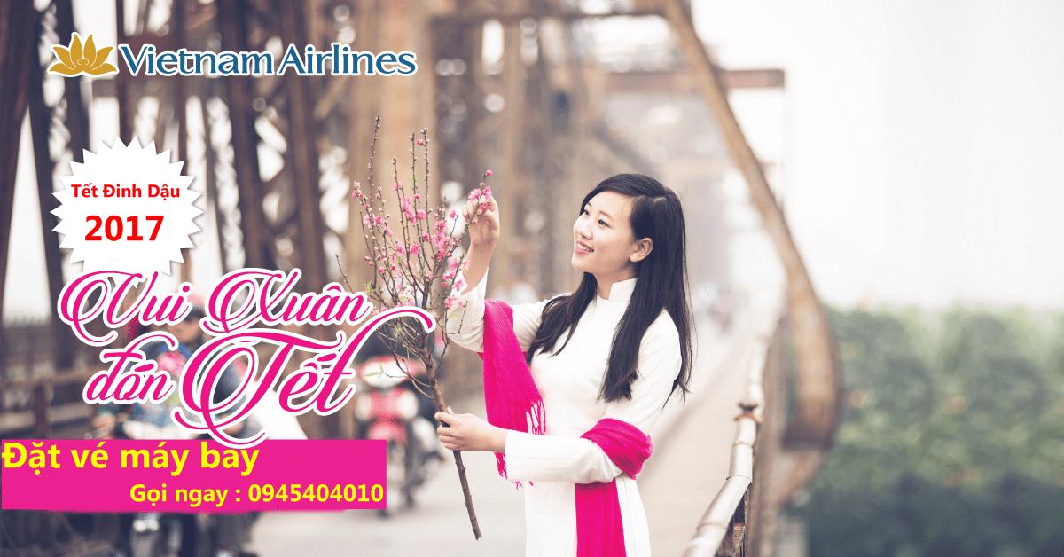 Tham khảo vé máy bay tết 2014 Vietnam Airlines