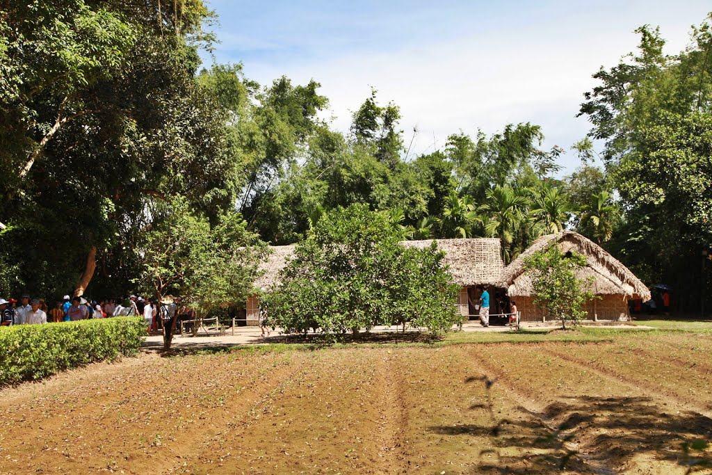 làng kim liên