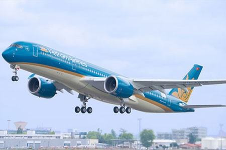 may bay vietnam airlines