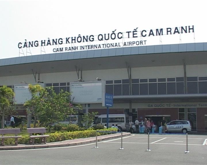 sân bay cam ranh - nha trang