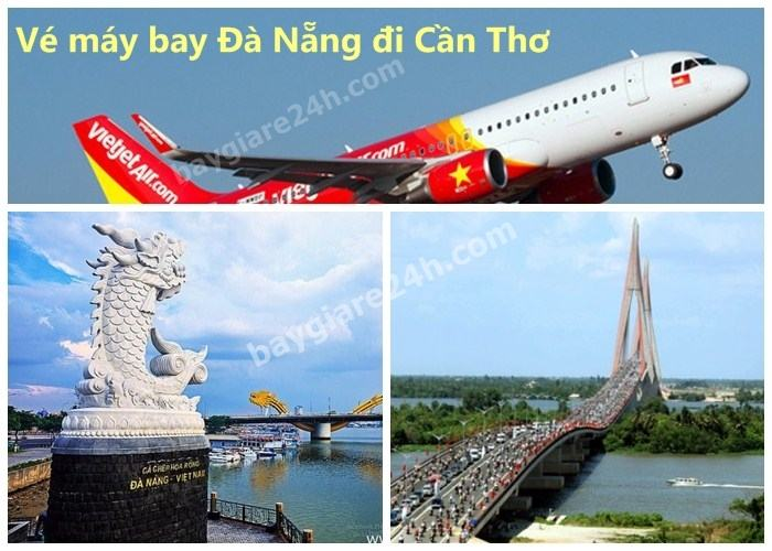 ve may bay da nang di can tho