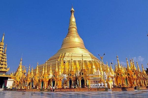 Chùa vàng Swedagon