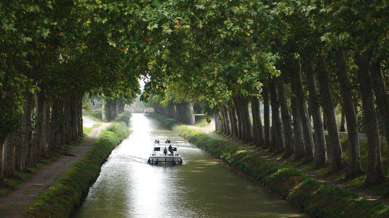 Kênh đào Canal Du Midi