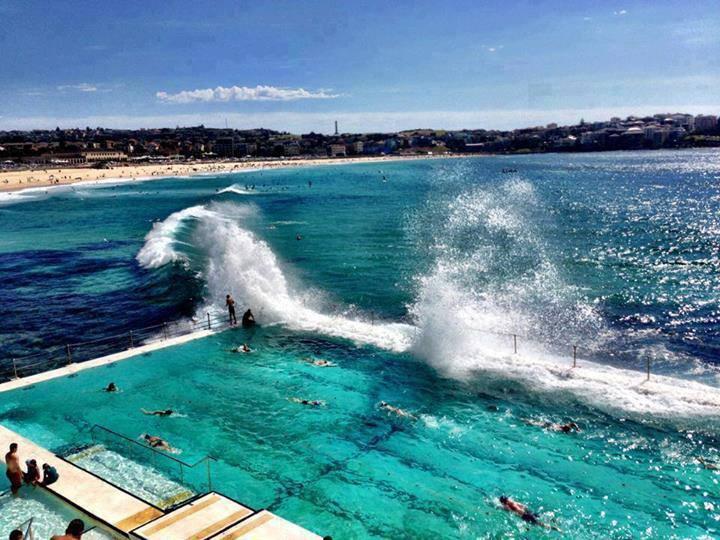 Những bãi biển Sydney