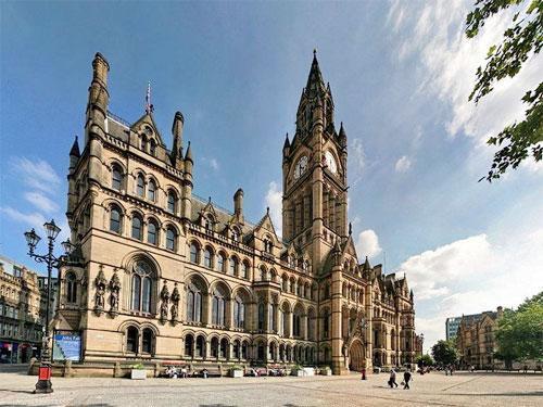 Thánh đường Manchester