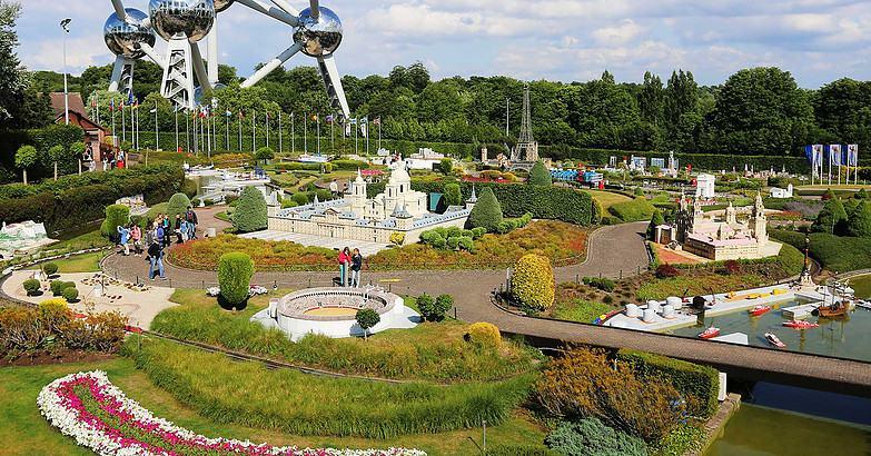 công viên Mini - Europe