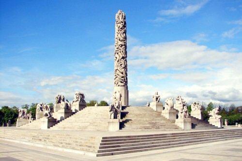 công viên Vigeland