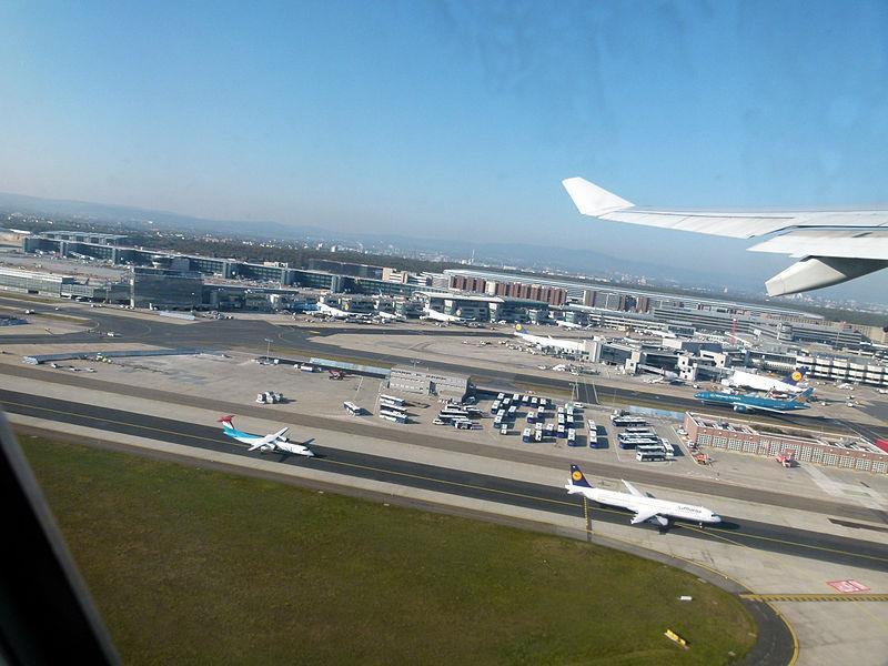 sân bay đức
