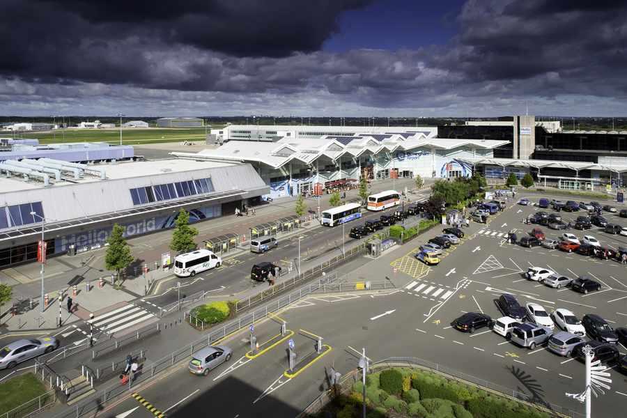 sân bay Birmingham
