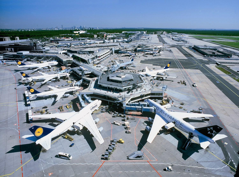 sân bay frankfurt