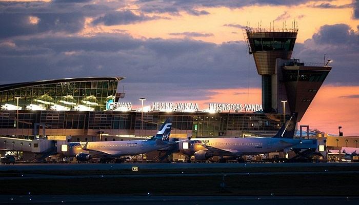 sân bay quốc tế Helsenki