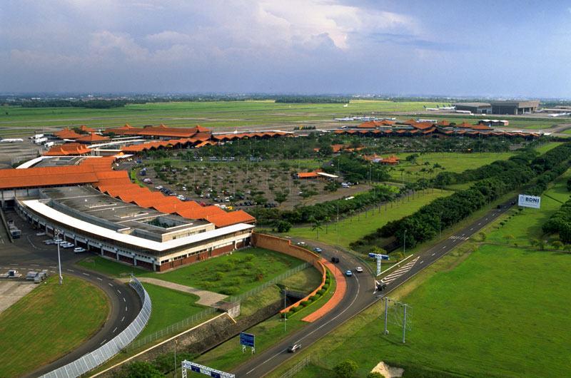 sân bay quốc tế Soekarno