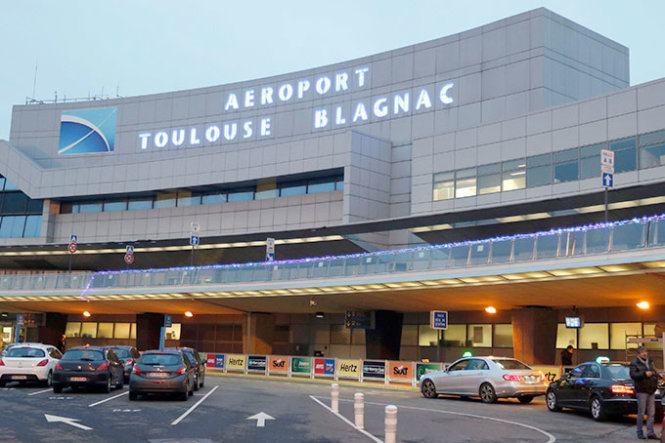 sân bay quốc tế Toulouse Blagnac