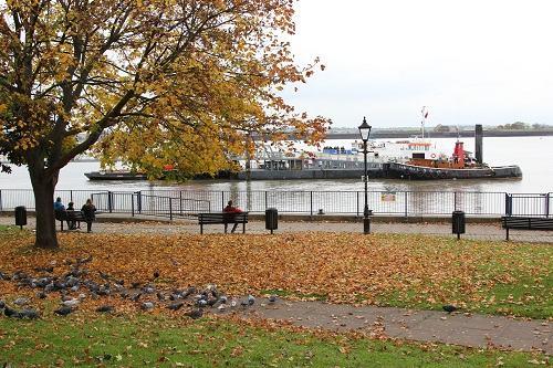 sông Thames thơ mộng