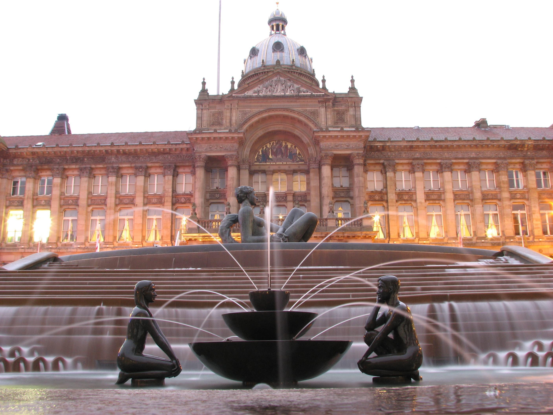 thành phố Birmingham