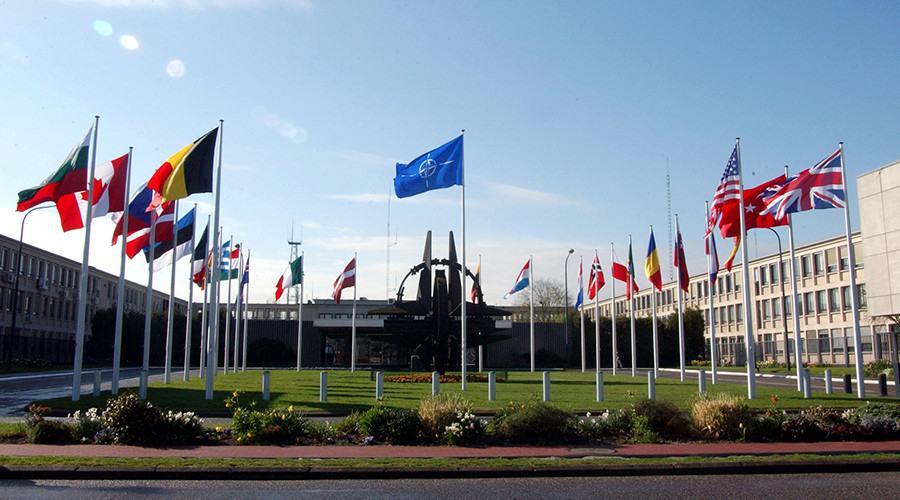 trụ sở Nato