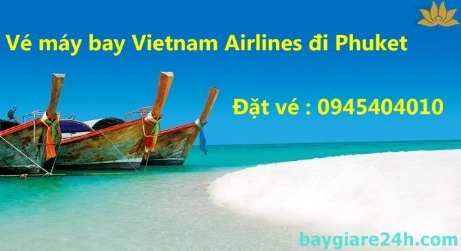 ve may bay di phuket vietnam airlines