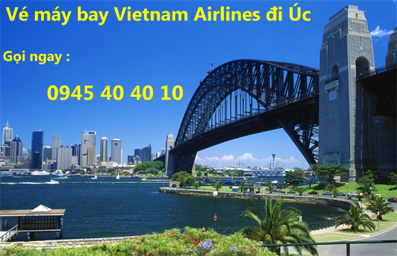 ve may bay di uc vietnam airlines