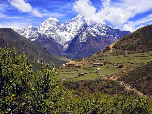 đỉnh núi Everest