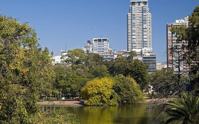 ốc đảo xanh giữa thành phố Buenos Aires