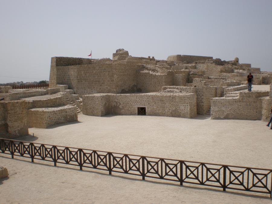 Pháo đài Bahrain