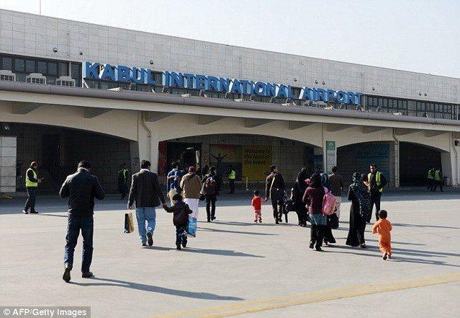 Sân bay quốc tế Kabul