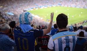 bóng đá tại Buenos Aires