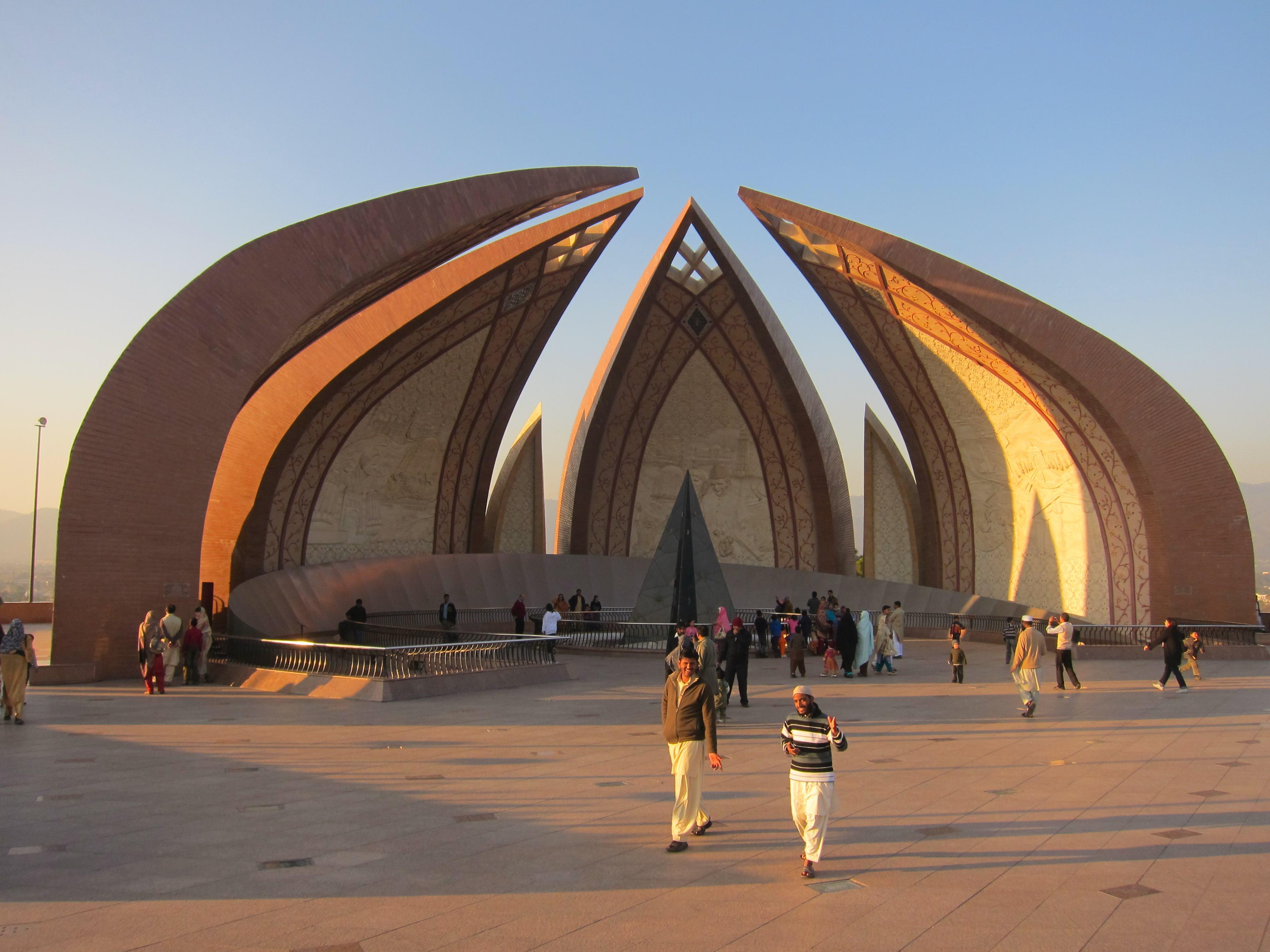 chợ phiên islamabad