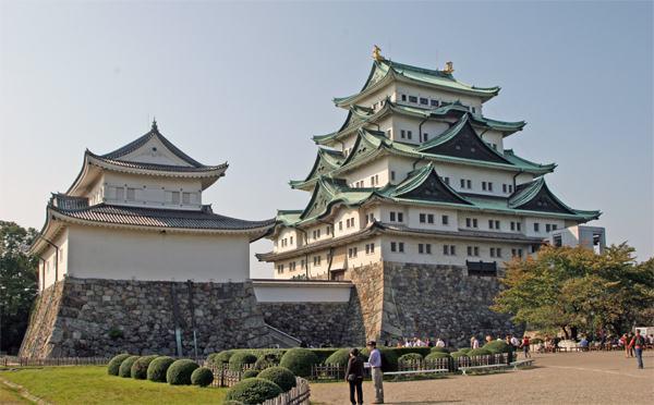 lâu đài Nagoya