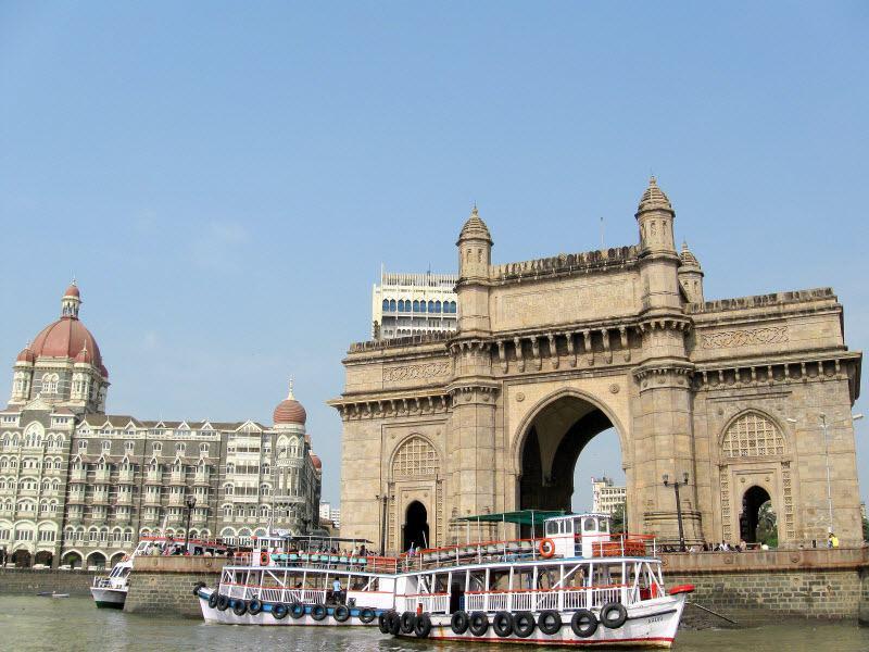 lâu đài thành phố mumbai