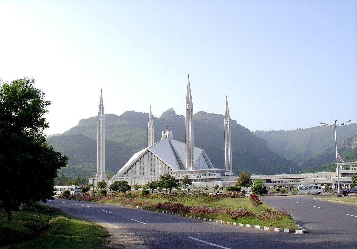 nhà thờ hồi giáo Faisal