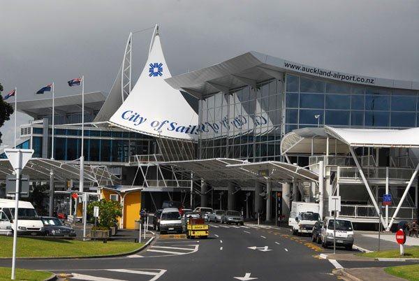sân bay quốc tế Auckland