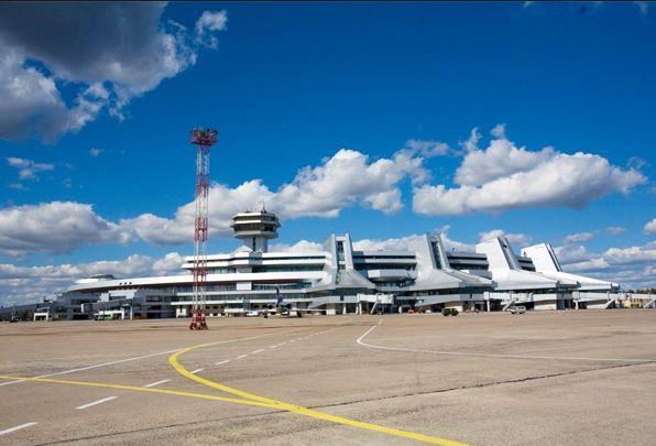 sân bay quốc tế minsk