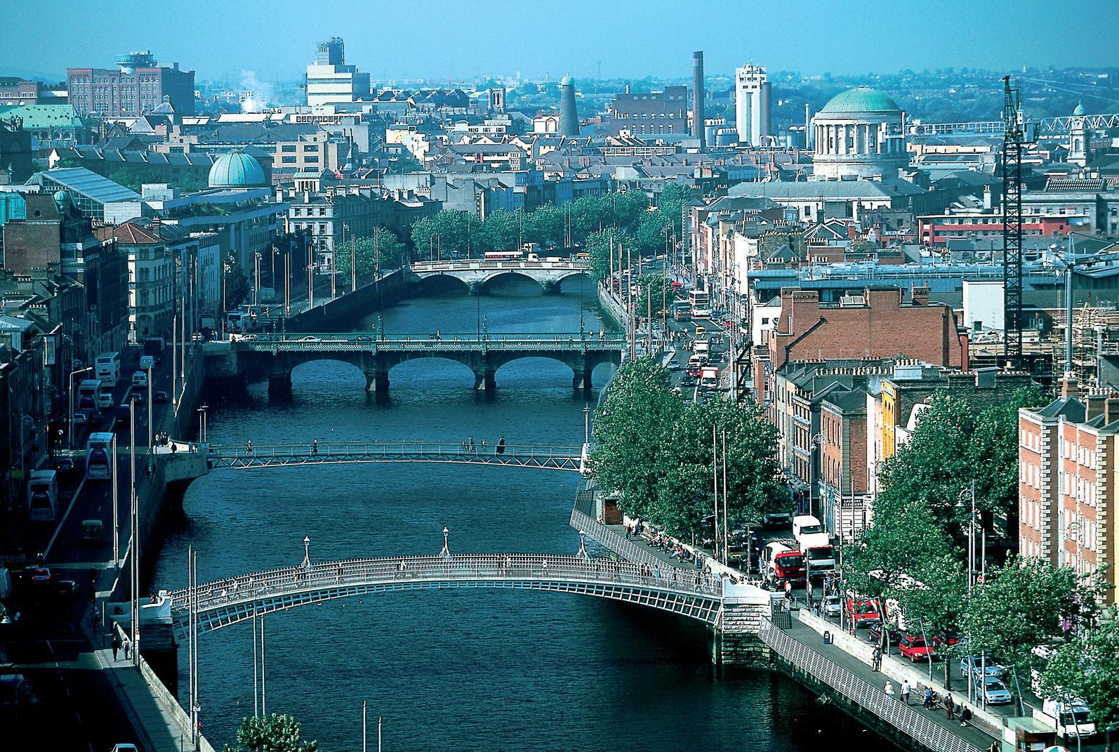 thành phố Dublin