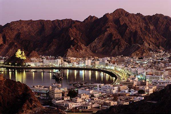 thủ đô Muscat