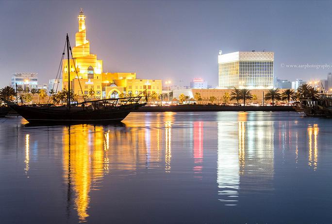 thủ đô doha qatar