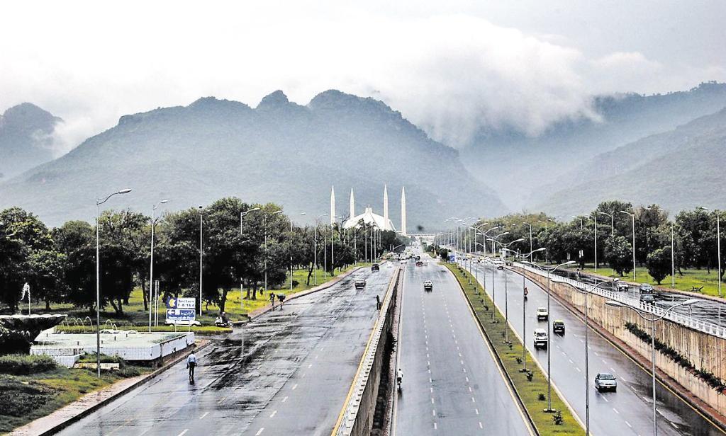 thủ đô islamabad