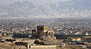 thủ đô kabul