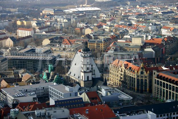 thành phố Leipzig