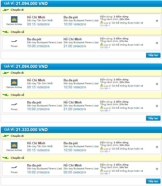 vé máy bay tphcm đi budapest