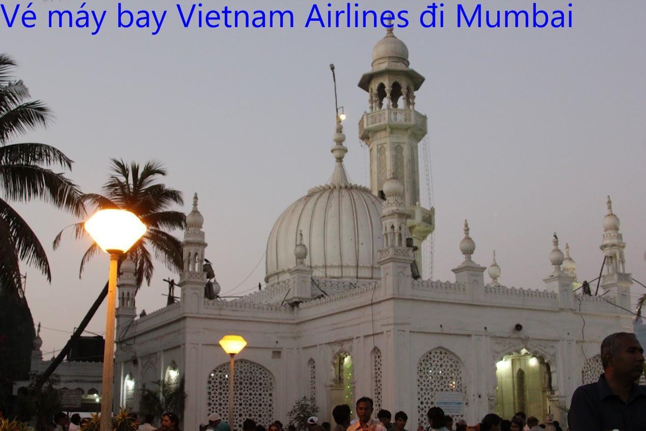ve may bay vietnam airliens di mumbai