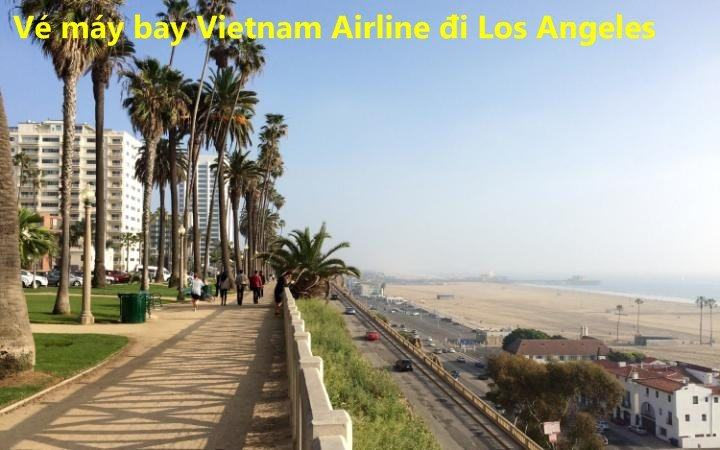 ve may bay vietnam airlines di los angeles