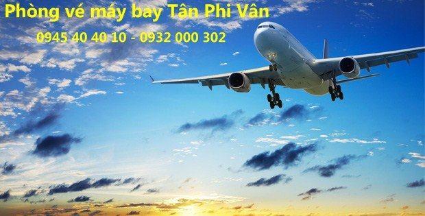Địa chỉ cung cấp vé máy bay đường Âu Cơ