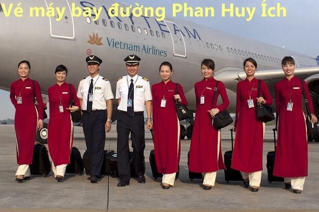 Bán vé máy bay tết Vietnam Airlines uy tín