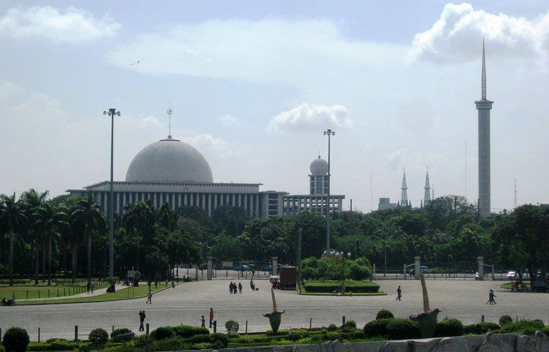 Mosque Istiqlal