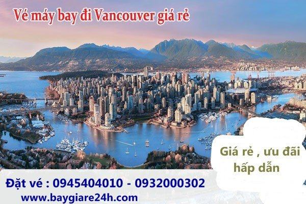ve may bay di vancouver